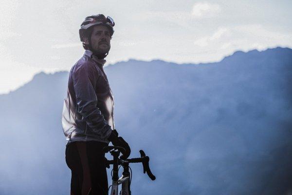 ROGELLI CROTONE Kurtka rowerowa przeciwdeszczowa