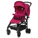 Zippy Light Buggy/ Kombi Kinderwagen in pink von Inglesina