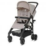 Zippy Light Buggy/ Kombi Kinderwagen in grau von Inglesina