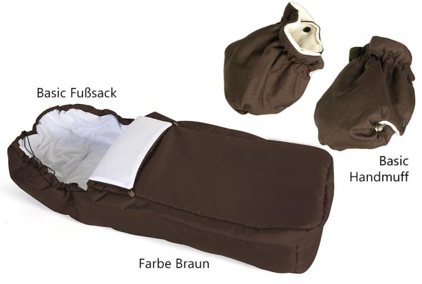 Fussack Fußsack Winter Danny Sport twin basic