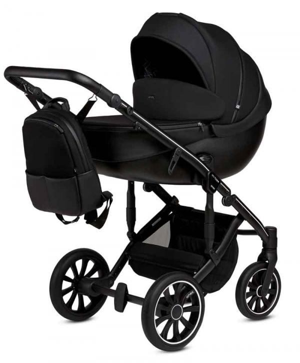 Baby Fußsack Deluxe für Kinderwagen Buggy Winterfußsack Universal Thermo Shell+M
