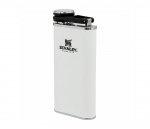 Piersiówka STANLEY Classic Easy Fill Wide Mouth Flask 230 ml (biały)