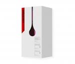Ekskluzywne pudełko PREMIUM do kubka Contigo (biały-czerwony)