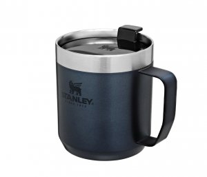 Kubek termiczny kempingowy Stanley Classic Camp Mug 350 ml (granatowy)