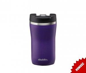 Kubek termiczny Aladdin CAFE Leak-Lock 250 ml (fioletowy)