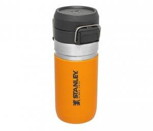 Butelka termiczna STANLEY QUICK FLIP 470 ml (pomarańczowy)