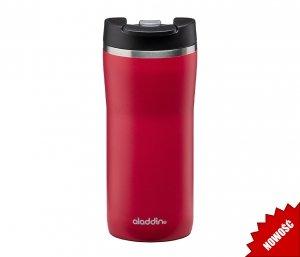 Kubek termiczny Aladdin MOCCA Leak-Lock 350 ml (czerwony)