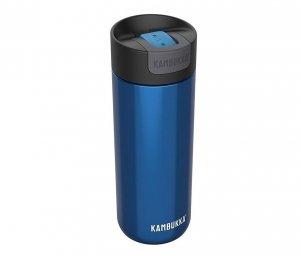 Kubek termiczny Kambukka Olympus 500 ml (Swirly Blue) niebieski