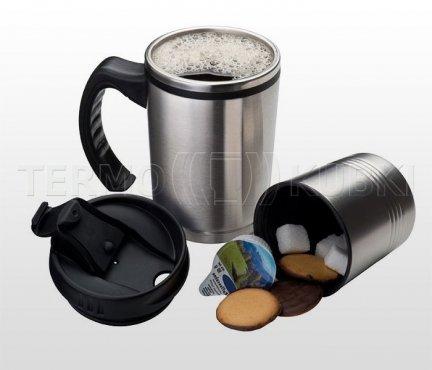 Kubek termiczny 400 ml COOKIE (stalowy)