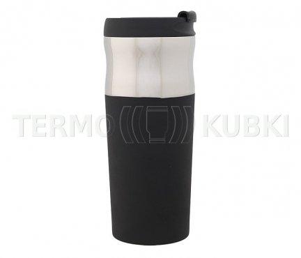 Kubek termiczny MUSTANG 450 ml (czarny)