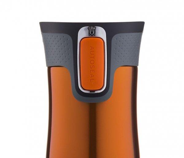 Kubek termiczny CONTIGO 470 ml West Loop 2 pomarańczowy