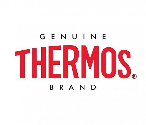 Termos ekstremalny Mountain Thermos 500 ml brązowy/siwy