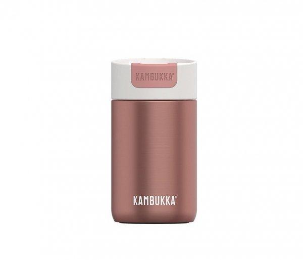 Kubek termiczny Kambukka Olympus 300 ml Misty Rose różowy