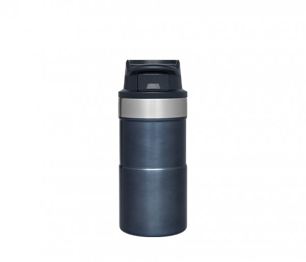 Kubek termiczny Stanley 250 ml TRIGGER ACTION TRAVEL MUG granatowy