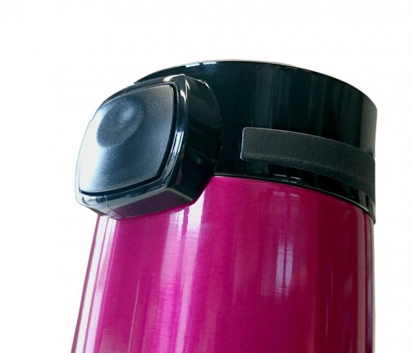 Kubek termiczny Miracle Mug Berry 270 ml malinowy