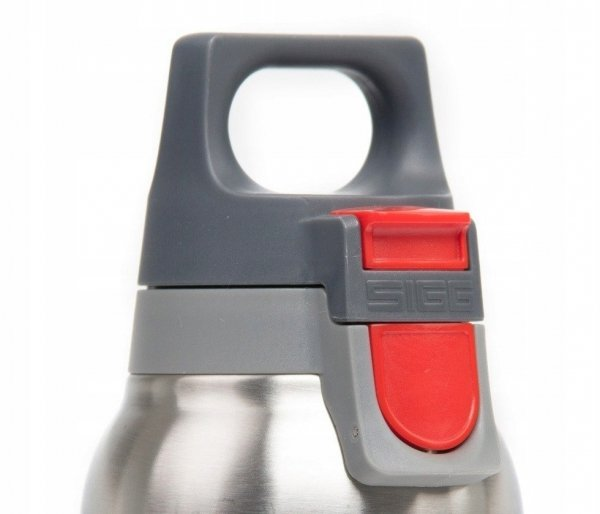 Korek przykrywka do butelki SIGG HOT&COLD ONE TOP szary
