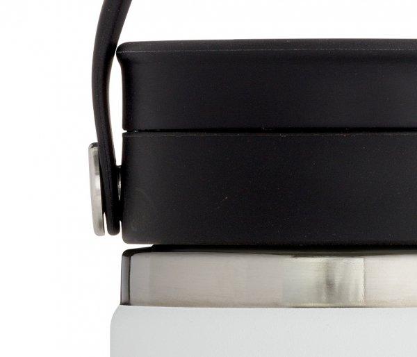 Kubek termiczny Hydro Flask 473 ml Coffee Wide Mouth Flex Sip biały