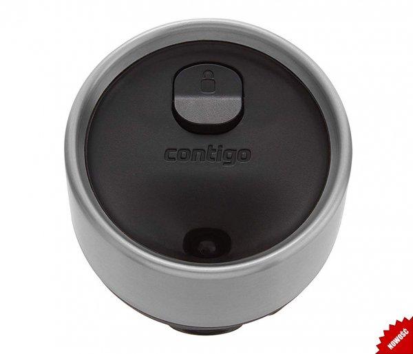 Kubek termiczny Contigo Luxe 360 ml Stainless Steel stalowy