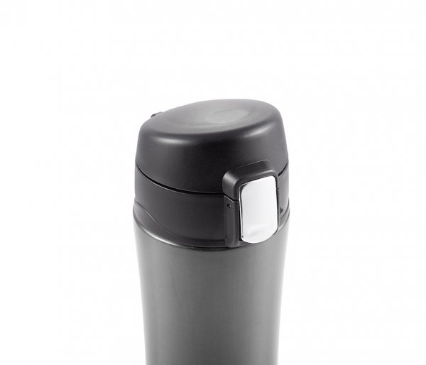 Kubek termiczny OUTER FIT 400 ml K2 grafitowy