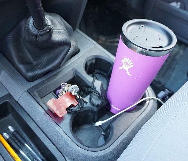Kubek Tumbler Coaster Hydro Flask 650 ml stalowy