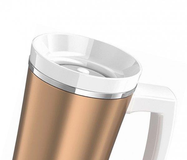 Kubek termiczny Thermos Style 470 ml miedziany z rączką