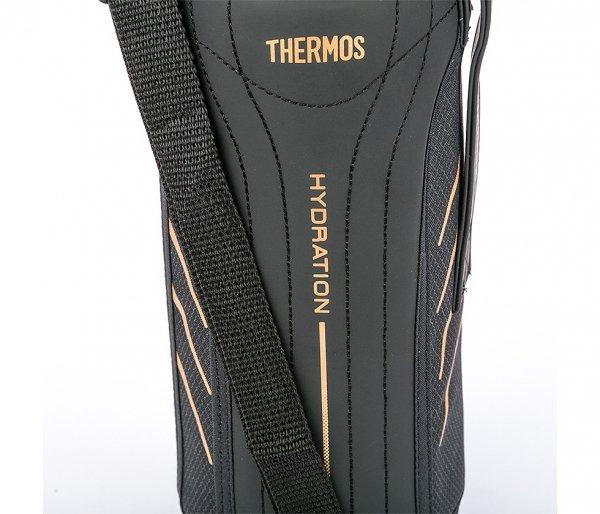 Bidon termiczny nawadniający Thermos SPORT 1000 ml czarny