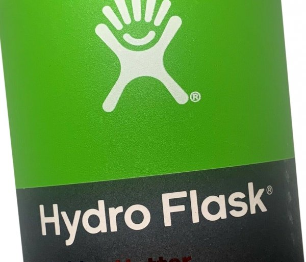 Termos na posiłek Food Flask 532 ml Hydro Flask jasnozielony