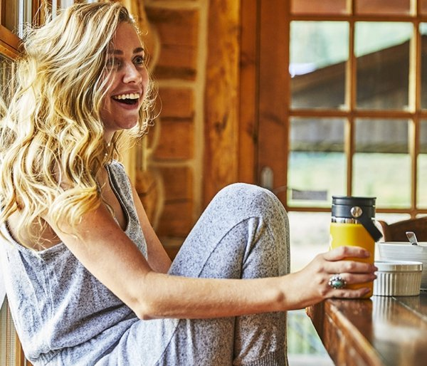 Kubek termiczny Hydro Flask 473 ml Coffee Wide Mouth Flex Sip olive