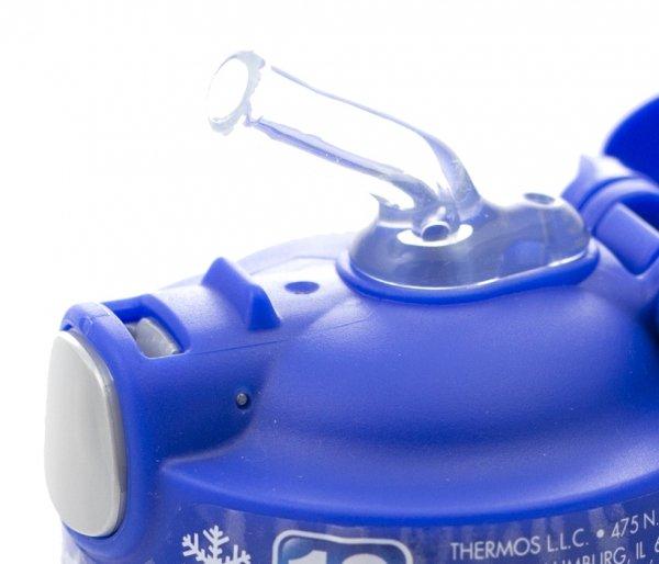 Słomka i ustnik do serii 12002x Thermos FUNtainer 470 ml bezbarwny