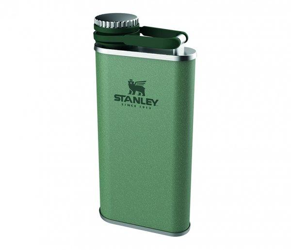 Piersiówka STANLEY Classic Easy Fill Wide Mouth Flask 230 ml zielony