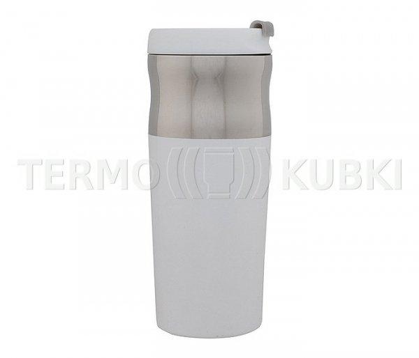 Kubek termiczny MUSTANG 450 ml (biały)