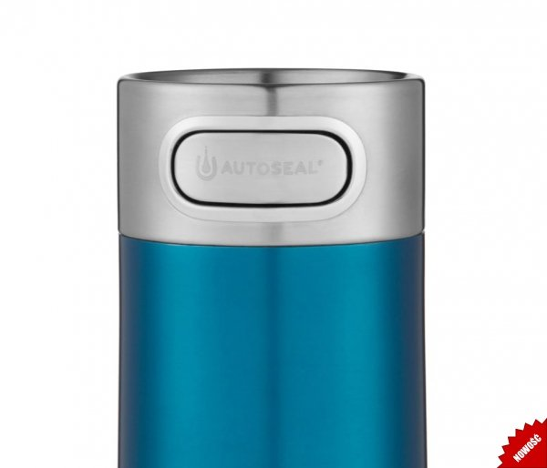Kubek termiczny Contigo Luxe 360 ml Cornflower niebieski