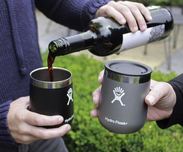 Kubek termiczny Hydro Flask Wine, matero Yerba Mate 296 ml