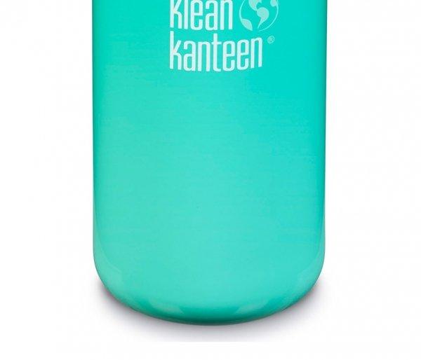 Butelka Klean Kanteen Classic z nakrętką Sport Cap 532 ml sea crest morski