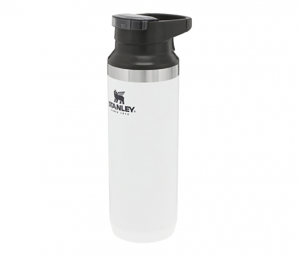 Kubek termiczny STANLEY ADVENTURE SWITCHBACK TRAVEL MUG 473 ml biały