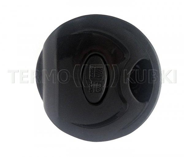 Kubek termiczny SLIM 350 ml (czarny)