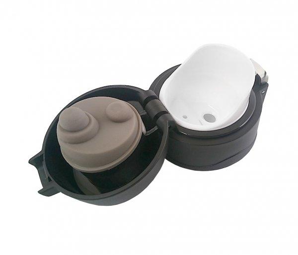 Kubek termiczny OUTER 440 ml K2 granatowy