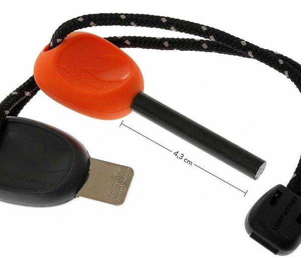 Krzesiwo FireSteel Scout 2.0 Light My Fire Orange 3 tys. użyć pomarańczowy