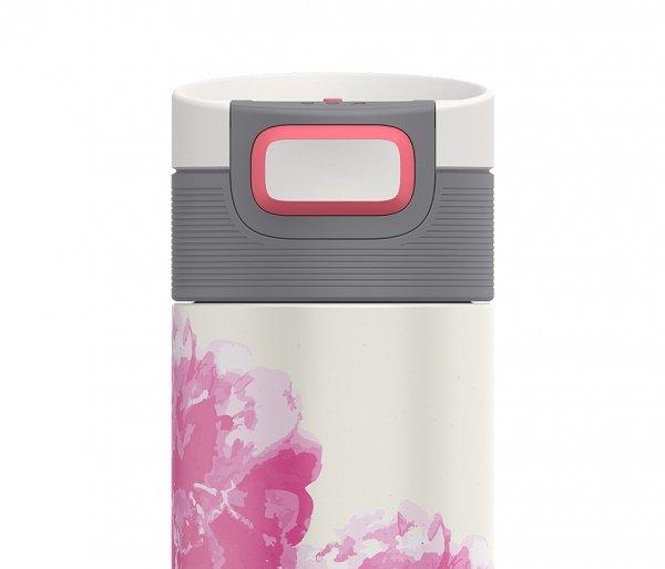 Kubek termiczny Kambukka Etna 500 ml Pink Blossom różowy