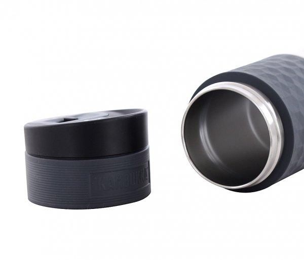 Kubek termiczny Kambukka Etna Grip 500 ml Stainless Steel stalowy