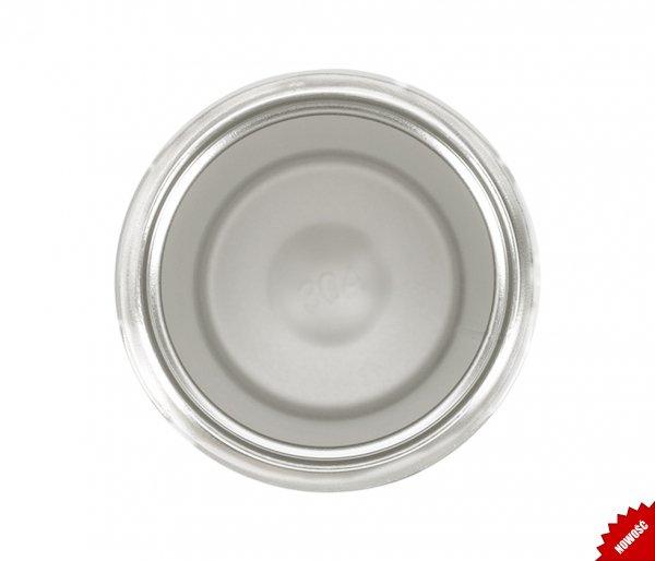 Kubek termiczny ENKI 350 ml szczelny z blokadą biały