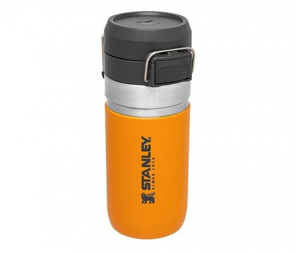 Kubek termiczny STANLEY QUICK FLIP 470 ml pomarańczowy