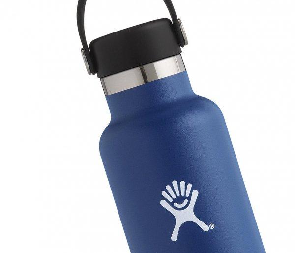 Butelka termiczna Hydro Flask 709 ml Standard Mouth With Flex Cap granatowy-cobalt vsco