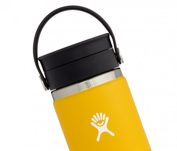 Kubek termiczny Hydro Flask 473 ml Coffee Wide Mouth Flex Sip sunflower