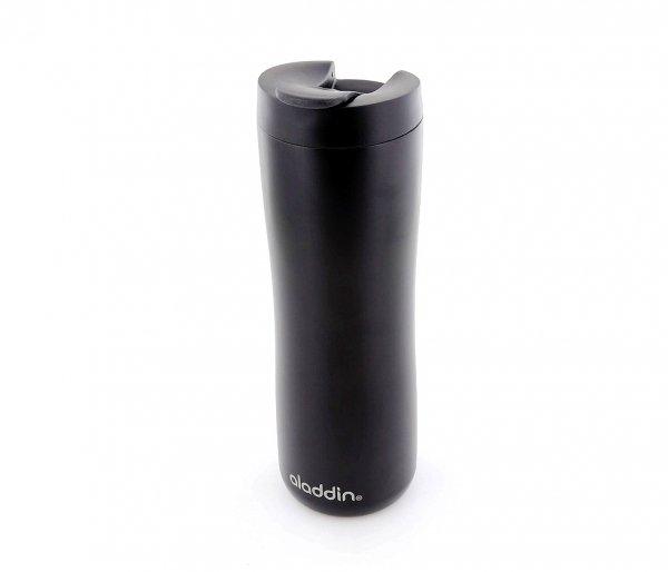 Kubek termiczny Aladdin Leak-Lock Thermavac™ Stainless Steel Vacuum Mug 470 ml czarny