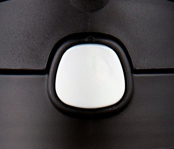 Kubek dla dzieci ze słomką Thermos FUNtainer 355 ml stalowy/czarny motyw pociąg