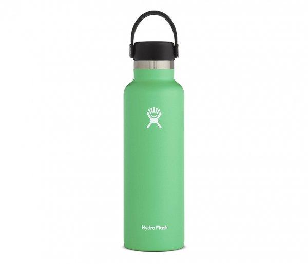 Butelka termiczna Hydro Flask 621 ml Standard Mouth Flex Cap spearmint - miętowy vsco