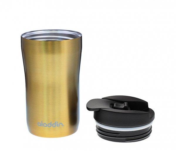 Kubek termiczny Aladdin Latte Leak-Lock 250 ml złoty