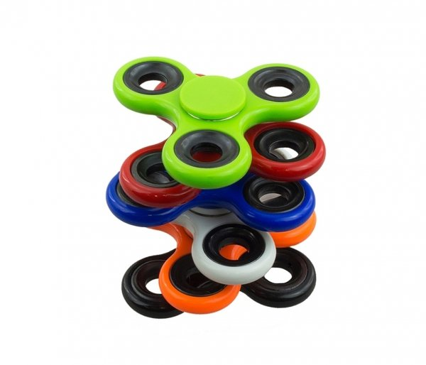 Fidget Spinner TWIST (zielony)