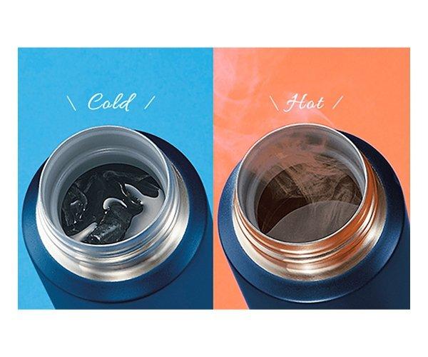 Kubek termiczny Zojirushi Flip-and-Go 600 ml z ceramiczną powłoką bordowy
